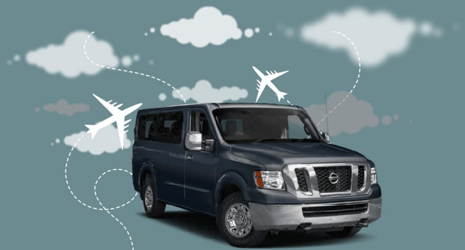 Englewood Airport shuttle